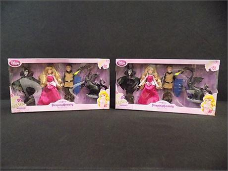 Disney 'Sleeping Beauty' Mini Doll Set; 2 Pieces