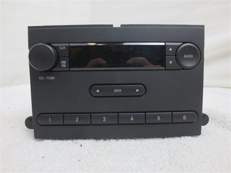 2010-2013 Ford F-150 AM FM Stereo Receiver Single OEM Original AL3T-18K810-AA