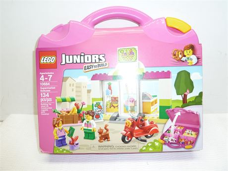 Legos-Juniors # 10684/134 pcs. NIB