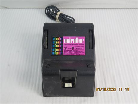 UNICOLOR UNIROLLER 352 Professional Photography Film Drum Roller - Working (670)