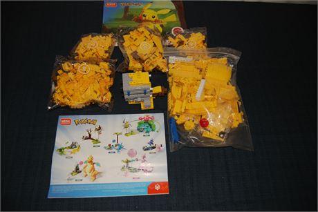 Jumbo Pikachu Mega Construction