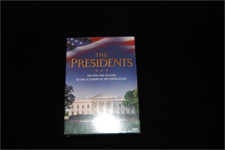 The History Channel The Presidents DVD Set (500)