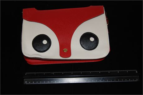 Cute Animal Fox Shoulder Bag (500)