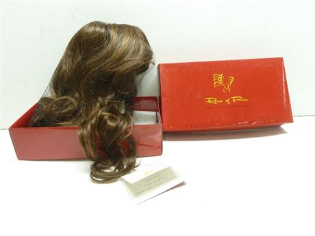 Naturally Alternative Hair (Wig) Rene Of Paris, NEW W/TAG In Box($120.00 Retail)