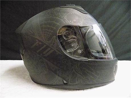 Fly Revolt FS Ink 'N Needle Helmet; Size:XL