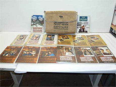Northern Exposure:The Complete Series,26 Discs,In Case