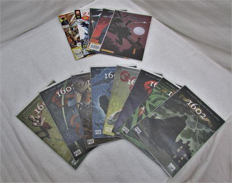 """Marvel Comics """"1602 & Zorro"""" Collection"""