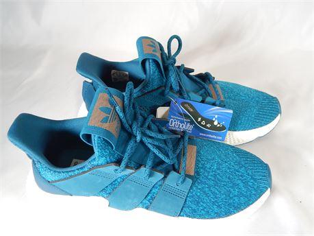 Men's Adidas Sneakers Teal Blue (270r1s2)