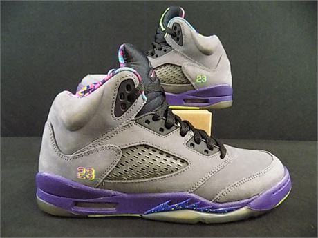 Air Jordan 5 Retro GS 'Bel-Air' Youth Sneakers, Size:6.5Y