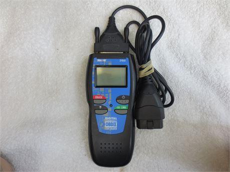 Innova 3100 Digital OBDII Code Reader Diagnostic Tool