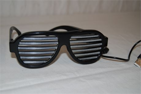 Soundlogic Sound Activated Party Glasses (500)