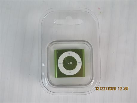 Apple iPod Shuffle 4th Generation 2GB A1373 - BRAND NEW; Sealed (670)