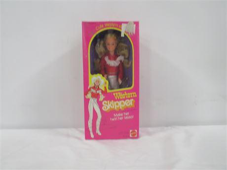 Western Skipper Barbie (230-LV23D)