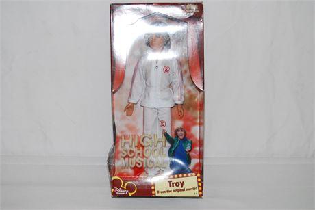 Disney High School Musical Troy Doll (500)