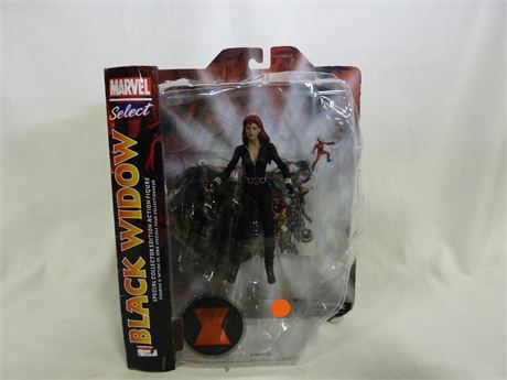Marvel Special Collector Edition Black Widow Action Figure