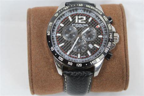 Stuhrling Original Mens 42 mm Wristwatch