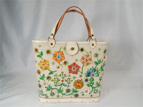 Vintage 1966 Enid Collins Handbag (270r2s2)