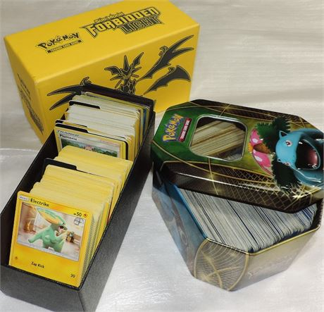 Lot of Pokemon Cards (350+)