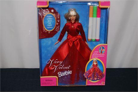 Very Velvet Barbie Doll (500)