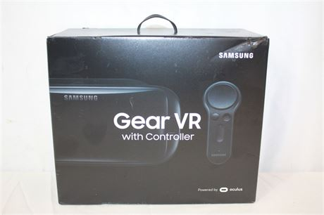 SAMSUNG Gear VR With Controller By Oculus For Galaxy NEW IN BOX