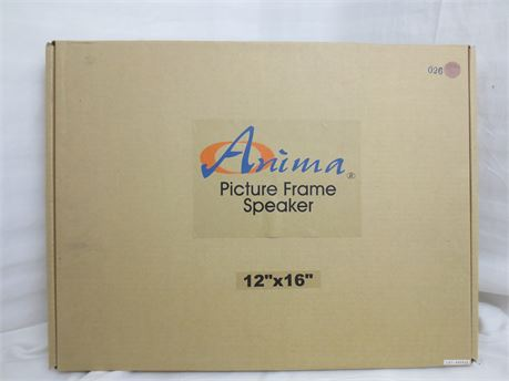 Anima Picture Frame Speaker 12x16 Inches