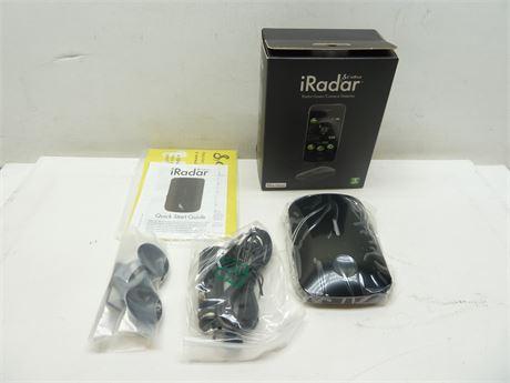 Cobra iRadar; Radar/Laser/ Camera Detector, NIB