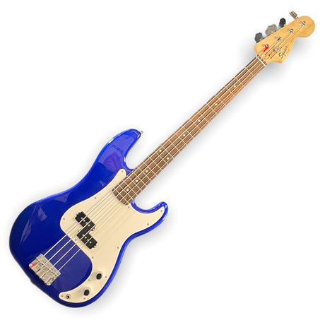 Fender Squier P-Bass Guitar, Affinity Series