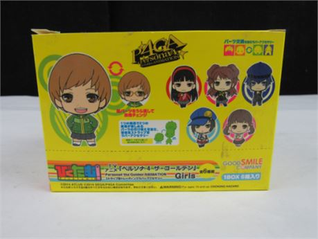Picktam! Persona 4 The Golden Animation Girls Figures Box of Six #NM27 (650)