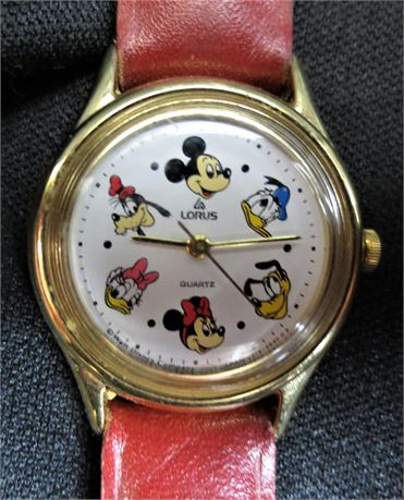 Disney Mickey Mouse and Friends Watch by Laurus