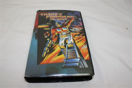 The Transformers The Movie 1995