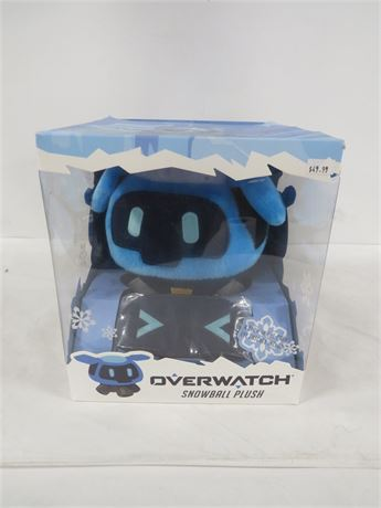 Overwatch Snowball Plush (230-LV10OO)