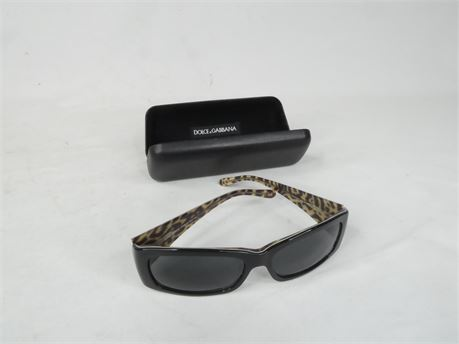 Dolce & Gabbana Sunglasses, DG4006 560/87 57-16 130 Italy