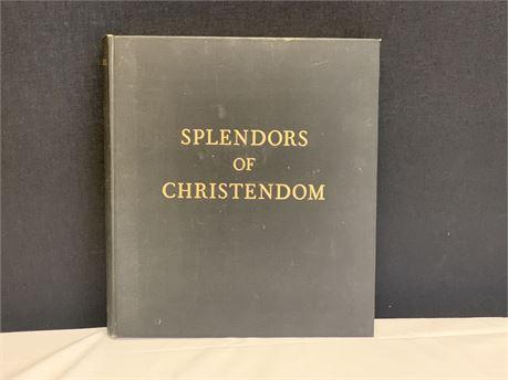 Splendors Of Christendom Book