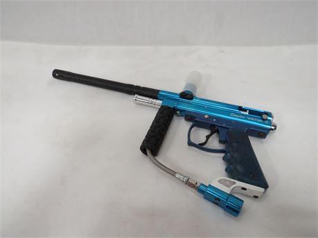 Spyder Victor II Paintball Gun Baby Blue No Accessories