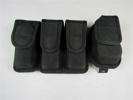 Assorted Bianchi Tactical Belt Accessories  #H15 (650)