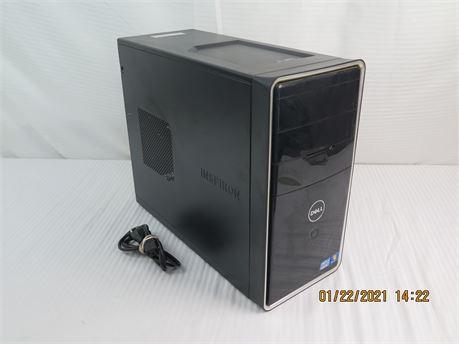 Dell Inspiron 620 Desktop PC - Win 10, Intel i3, GeForce GT 635, 4TB, 4GB (670)