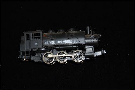 """HO Train Locomotive """"Olive Iron Mining Co"""" (500)"""