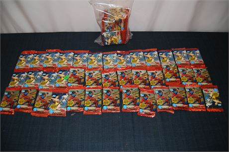 DC Sealed Collectors Cards (500)