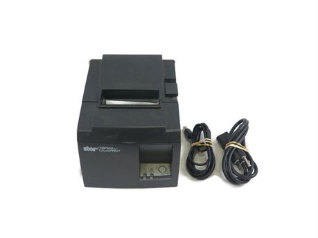 Star TSP100 POS Thermal Receipt Printer - Ethernet/USB (670)