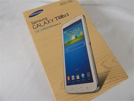 "Samsung Galaxy Tab 3 / 7.0"" / 8GB (270)R1BS2"