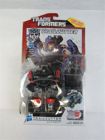 Transformers Generations - Trailcutter Figure (650)