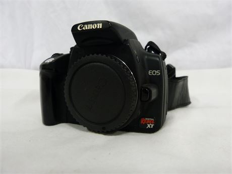 Canon EOS Rebel XT Digital Camera