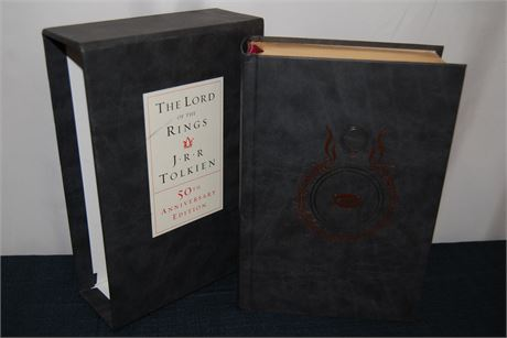 The Lord of the Rings Book (500)