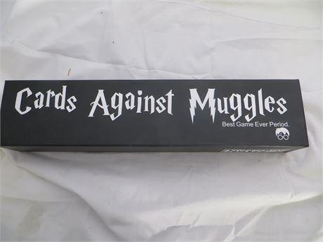Cards Against Muggles - Harry Potter Card Game, PG13+