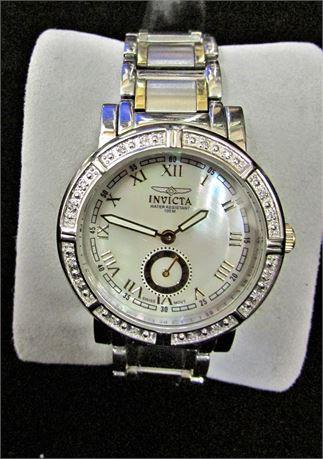INVICTA Diamond Watch Model No. 5303