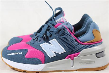 New Balance WS 997S Navy & Pink, Size Women's 7