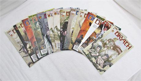 "CGE  ""Brath"" Comics Collection"