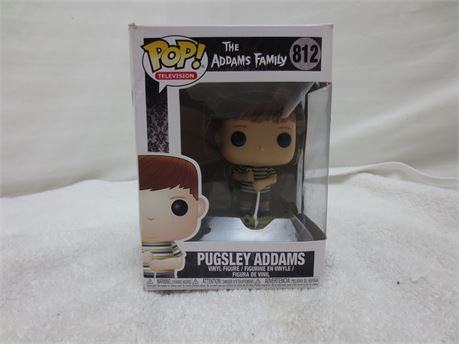 POP! Television The Addams Family Pugsley Addams Figurine
