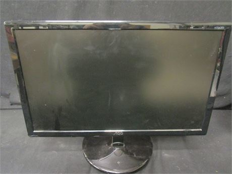 """AOC 20"""" LCD Monitor Model e2043Fk - Tested - No Power Adapter"""