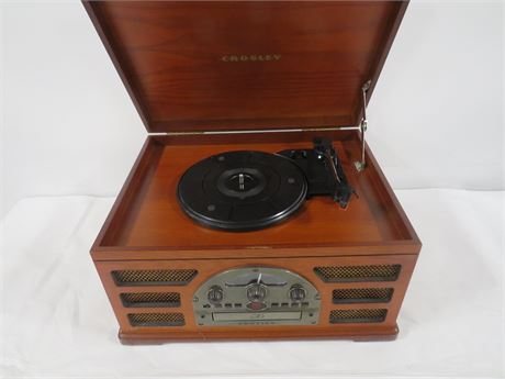 Crosley Record Player (230-LV12MM)